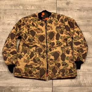 SafTBak Reversible Camo Mens Jacket XL